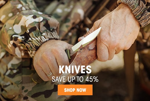 Knives - save up to 45%