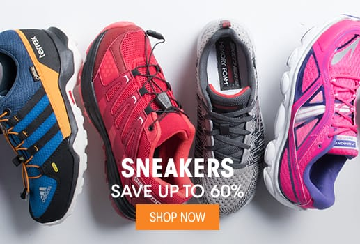 Sneakers - Save up to 60%