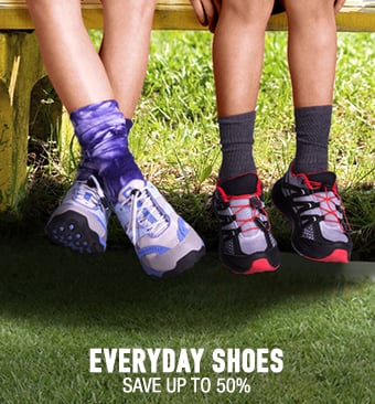 Everyday Shoes - save up to 50%