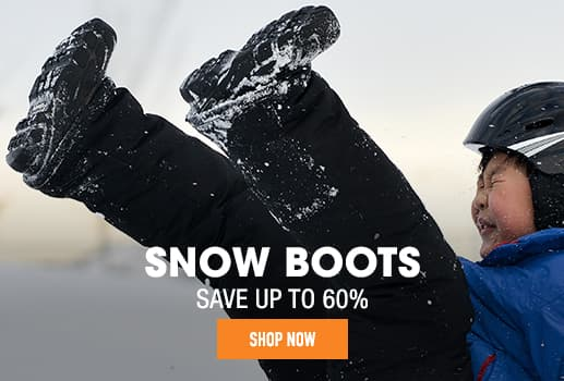 Snow Boots - save up to 60%