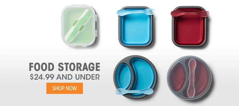 Food Storage - $24.99 & Under