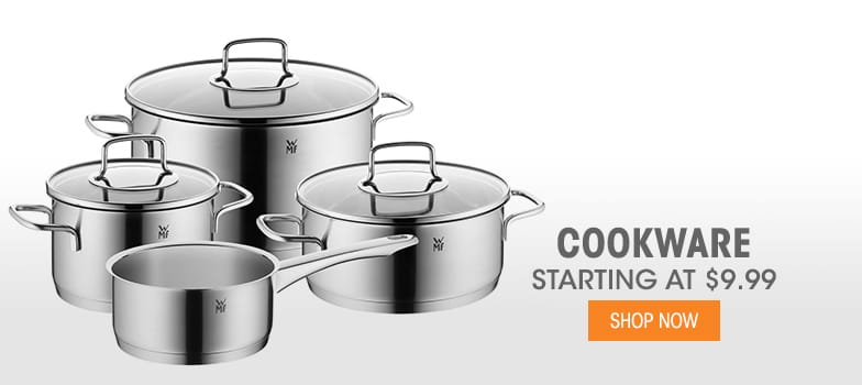 Cookware - Starting at $9.99