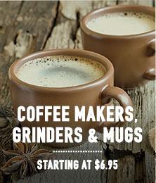 Coffee ∓ Espresso - starting at $6.95