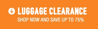 Luggage Clearance - save up to 75%