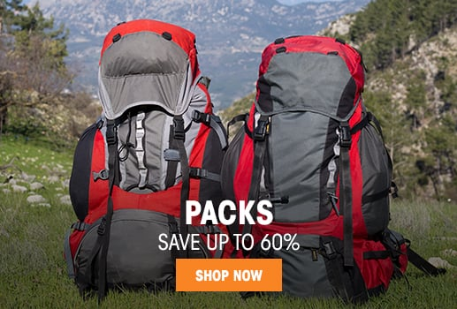 Packs - save up to 60%
