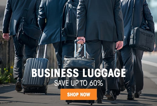 Business Luggage - save up to 60%