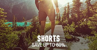 Shorts - save up to 60%