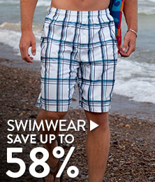 Swimwear - save up to 58%