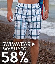 Swimwear - save up to 58%