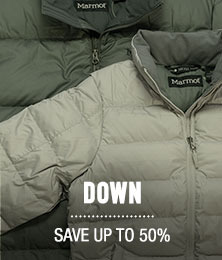 Down - save up to 50%