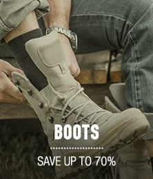 Boots - save up to 70%