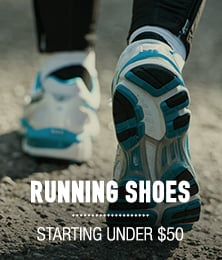 Running Shoes - starting under $50