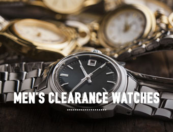 Men's Clearance Watches
