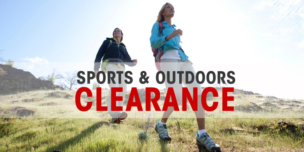Clearance at Sierra