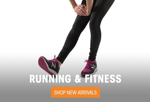 Running & Fitness - Shop New Arrivals