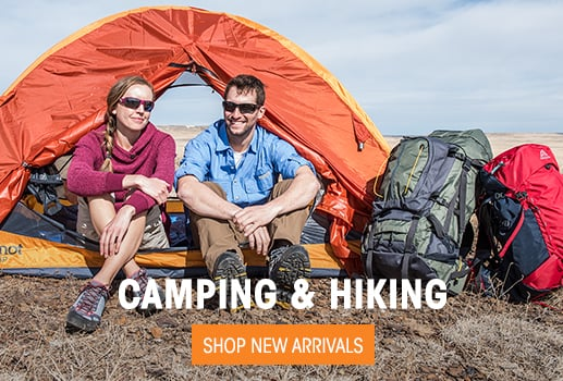 Camping & Hiking - Shop New Arrivals