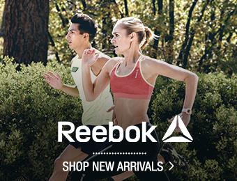 Reebok - new arrivals