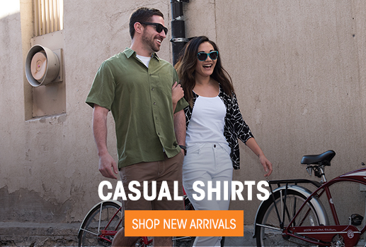 Casual Shirts - Shop New Arrivals