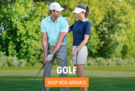 Golf - Shop New Arrivals