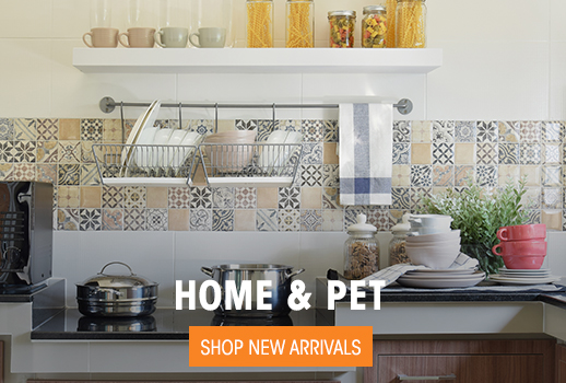 Home & Pet - Shop New Arrivals