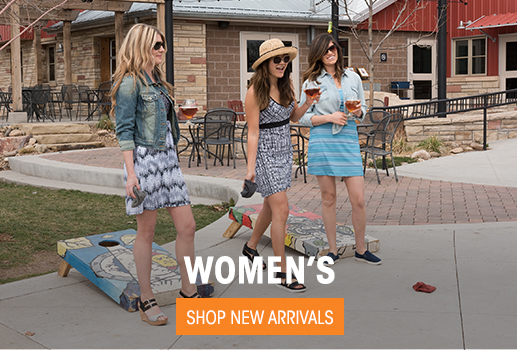 Women's - Shop New Arrivals