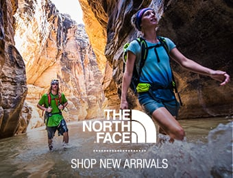 The North Face - shop new arrivals