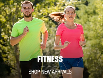 Fitness - shop new arrivals