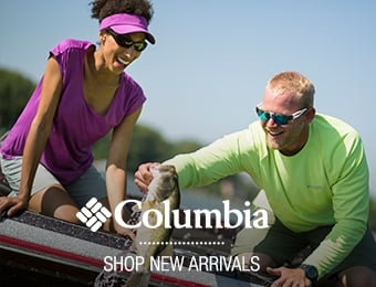 Columbia Sportswear - shop new arrivals