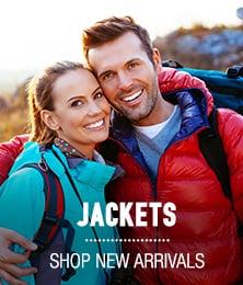 Jackets - shop new arrivals