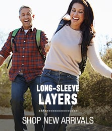 Long-Sleeve Layers - shop new arrivals