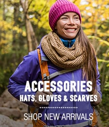 Hats, Gloves & Scarves - shop new arrivals