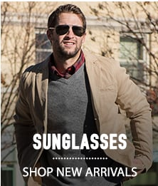 Sunglasses - shop new arrivals