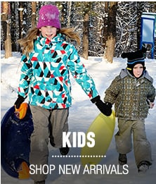 Kids - shop new arrivals