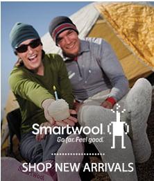 SmartWool - shop new arrivals