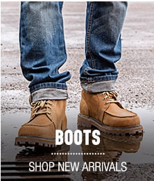 Boots - shop new arrivals