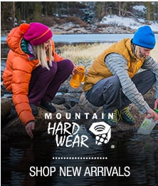Mountain Hardwear - shop new arrivals