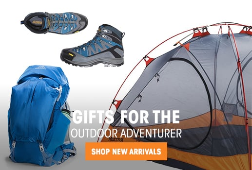 Gifts for - the Outdoor Adventurer - shop new arrivals