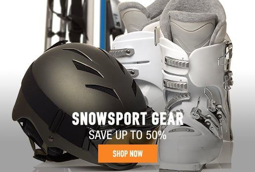 Snowsport Gear - save up to 50%