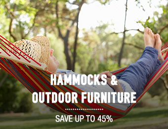 Hammocks ∓ Furniture - save up to 45%