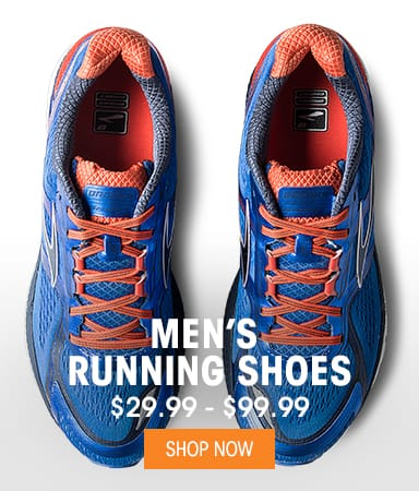 Men's Running Shoes - $29.99 - $99.99