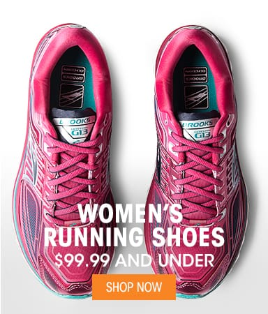 Women's Running Shoes - $99.99 & Under