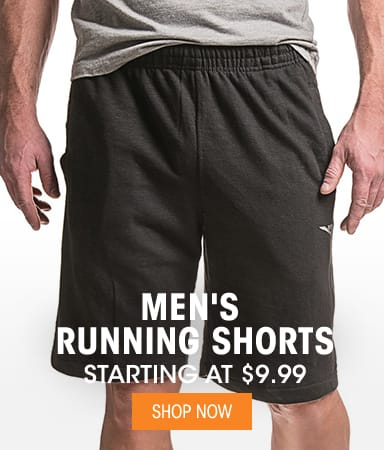 Men's Running Shorts - Starting at $9.99