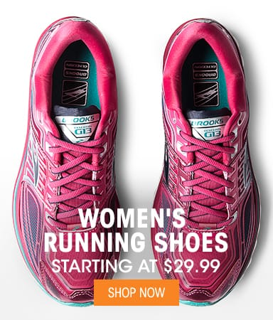 Women's Running Shoes - Starting at $29.99