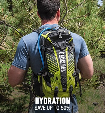Hydration - save up to 50%