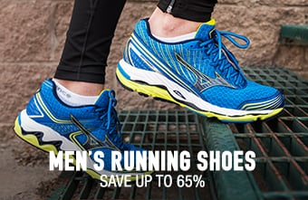 Men's Running Shoes - save up to 65%