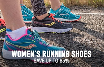 Women's Running Shoes - save up to 65%