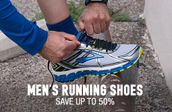 Men's Running Shoes - save up to 50%
