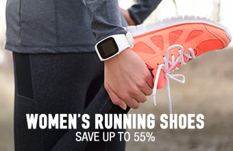 Women's Running Shoes - save up to 55%