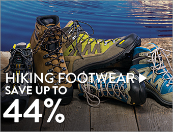 Hiking Footwear - save up to 44%