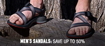 Men's Sandals - save up to 80%